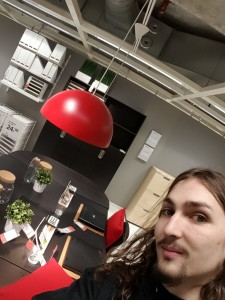 @Ikea looking for the head